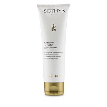 Morning Cleanser - For All Skin Types, Even Sensitive , With Camomile Extract  125ml/4.2oz