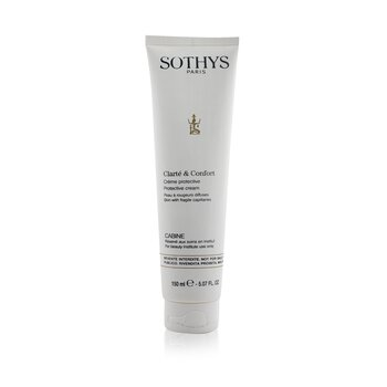 Clarte & Comfort Protective Cream - For Skin With Fragile Capillaries (Salon Size)  150ml/5.07oz