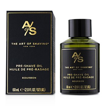 Pre Shave Oil - Bourbon  60ml/2oz