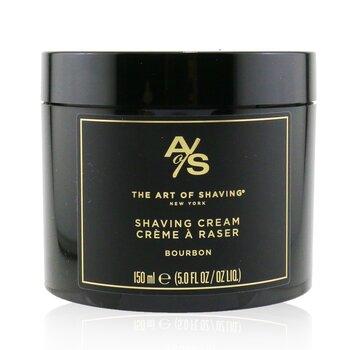 Shaving Cream - Bourbon  150ml/5oz