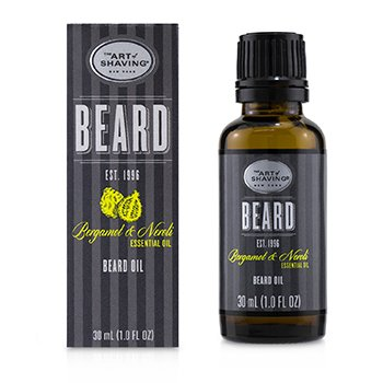 Beard Oil - Bergamot & Neroli Essential Oil  30ml/1oz
