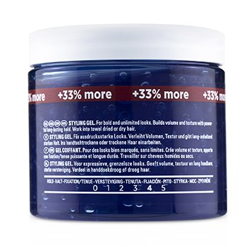 Style Sign Ultra Volume Lagoom Jam 4 Styling Gel  200ml/6.8oz