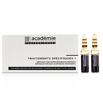 Specific Treatments 1 Ampoules Wild Fruit Complex (Brown) - Salon Product  10x3ml/0.1oz