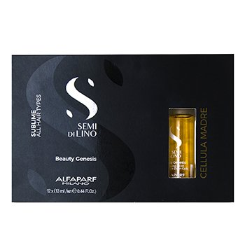 Semi Di Lino Sublime Beauty Genesis (All Hair Types)  12x13ml/0.44oz
