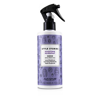 Style Stories Sculpting Hairspray (Extra-Strong Hold)  250ml/8.45oz
