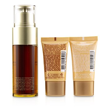 Double Serum Extra-Edition Set: Double Serum 50ml + Extra-Firming Day Cream 15ml + Extra-Firming Night Cream 15ml  3pcs