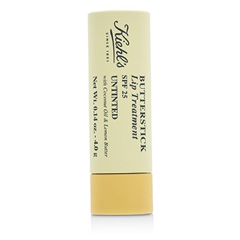 Butterstick Lip Treatment SPF25 - Untinted (Exp. Date 03/2020)  4g/0.14oz