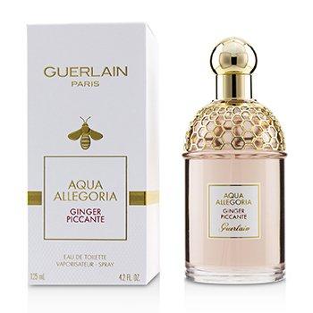 Aqua Allegoria Ginger Piccante Eau De Toilette Spray  125ml/4.2oz