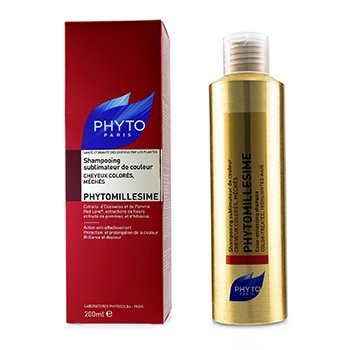PhytoMillesime Color-Enhancing Shampoo (Color-Treated, Highlighted Hair)  200ml/6.76oz