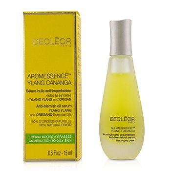 Aromessence Ylang Cananga Anti-Blemish Oil Serum - For Combination to Oily Skin  15ml/0.5oz