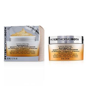 Potent-C Hidratante Ilumina & Llena  50ml/1.7oz