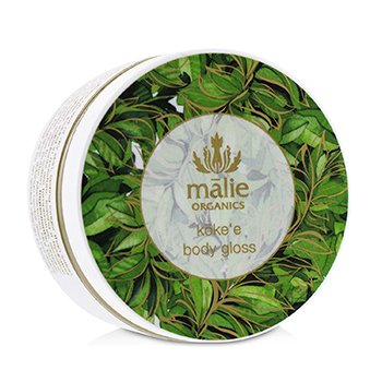 Organics Koke'e Body Gloss  113g/4oz