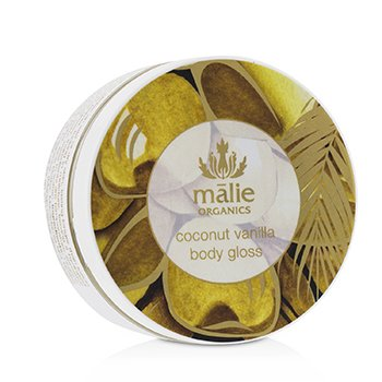Organics Coconut Vanilla Body Gloss  113g/4oz