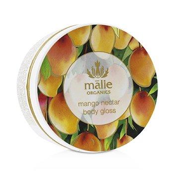 Organics Mango Nectar Body Gloss  113g/4oz