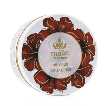 Organics Hibiscus Body Gloss  113g/4oz