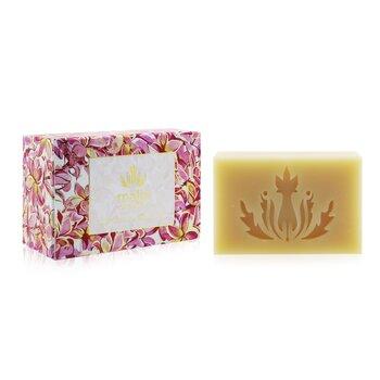 Organics Luxe Cream Soap - Plumeria  4oz
