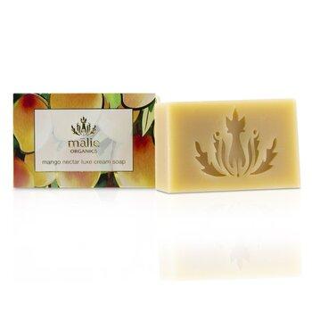 Organics Luxe Cream Soap - Mango Nectar  4oz