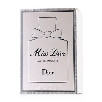 Miss Dior Eau De Toilette Spray (2019 Version)  50ml/1.7oz