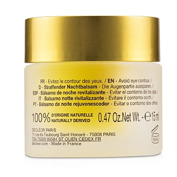 Aromessence Lavandula Iris Rejuvenating Night Balm - For Dehydrated Skin  15ml/0.47oz