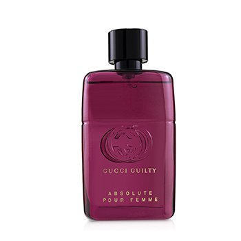 Guilty Absolute Pour Femme Eau De Parfum Spray  50ml/1.6oz