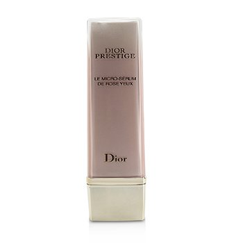 Dior Prestige Le Micro-Serum De Rose Yeux Illuminating Micro-Nutritive Eye Serum  15ml/0.5oz