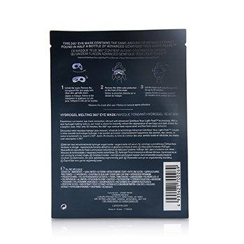 Genifique Yeux Advanced Light-Pearl Hydrogel Melting 360˚ Eye Mask 4sheets