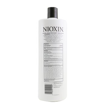 Scalp Recovery Pyrithione Zinc Medicating Cleanser (For Itchy Flaky Scalp)  1000ml/33.8oz