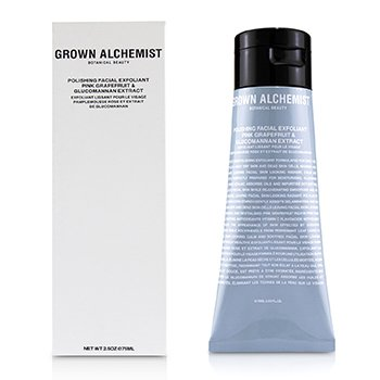 Polishing Facial Exfoliant - Pink Grapefruit & Glucomannan Extract  75ml/2.5oz