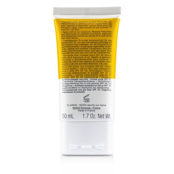 Invisible Sun Care Gel-To-Oil For Face SPF 30  50ml/1.7oz