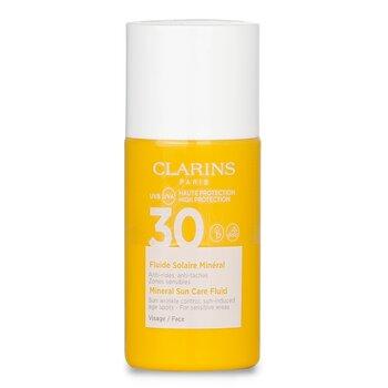 Mineral Sun Care Fluid For Face SPF 30 - For Sensitive Areas  30ml/1oz