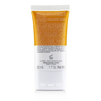Dry Touch Sun Care Cream For Face SPF 50  50ml/1.7oz