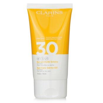 Sun Care Body Gel-to-Oil SPF 30 - For Wet or Dry Skin  150ml/5.2oz