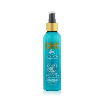 Aloe Vera with Agave Nectar Curls Defined Humidity Resistant Leave-In Conditioner  177ml/6oz