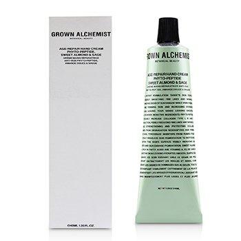 Age-Repair Hand Cream - Phyto-Peptide, Sweet Almond & Sage  40ml/1.35oz