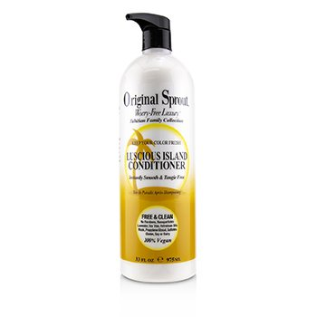 Tahitian Family Collection Luscious Island Conditioner (Instantly Smooth & Tangle Free)  975ml/33oz
