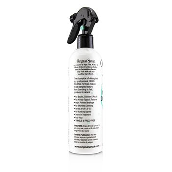 Natural Family Collection Miracle Detangler (For Babies & Up - Tangle & Frizz-Free)  354ml/12oz