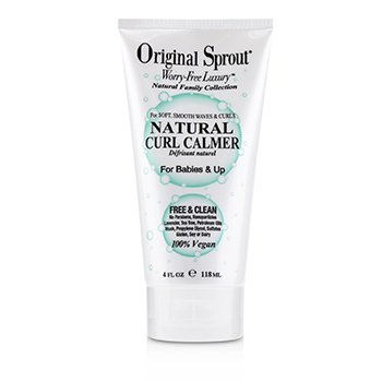 Natural Family Collection Natural Curl Calmer (For Babies & Up - Soft, Smooth Waves & Curls) 118ml/4oz