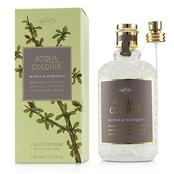 Acqua Colonia Myrrh & Kumquat Eau De Cologne Spray  170ml/5.7oz