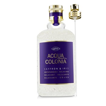 Acqua Colonia Saffron & Iris Eau De Cologne Spray  170ml/5.7oz