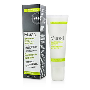 Age-Balancing Moisture Broad Spectrum SPF 30 (Exp. Date 03/2020)  50ml/1.7oz