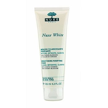 Nuxe White Brightening Purifying Foam (Exp. Date 02/2020)  125ml/4.2oz