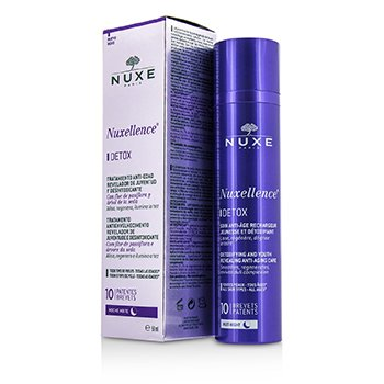 Nuxellence Detox - For All Skin Types, All Ages (Exp. Date 03/2020)  50ml/1.5oz