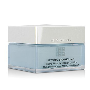 Hydra Sparkling Rich Luminescence Moisturizing Cream - Dry Skin (Packaging Slightly Damaged)  50ml/1.7oz