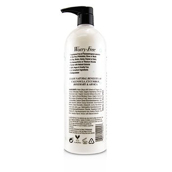 Natural Family Collection Hair & Body Baby Wash With Pure Soothing Moisture (For Babies & Up)  975ml/33oz