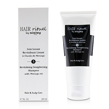 Hair Rituel by Sisley Revitalizing Straightening Shampoo with Moringa Oil  200ml/6.7oz