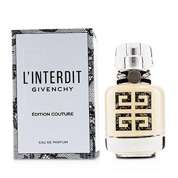 L'Interdit Eau De Parfum Spray (Edition Couture) 50ml/1.7oz
