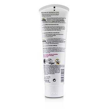 Basis Sensitiv Cleansing Milk - Organic Aloe Vera & Organic Shea Butter (For Dry & Sensitive Skin  125ml/4oz