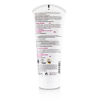 Body Wash - Wellness Feeling (Organic Wild Rose & Organic Hibiscus)  200ml/6.6oz