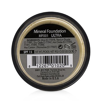 Mineral Foundation SPF 15  9g/0.32oz
