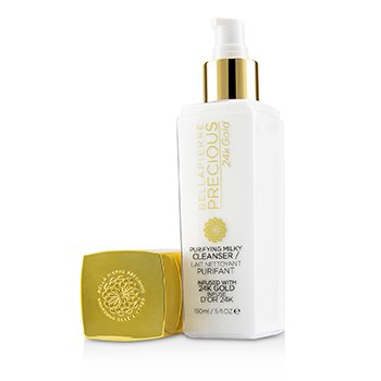 Precious 24k Gold Purifying Milky Cleanser (Unboxed)  150ml/5oz
